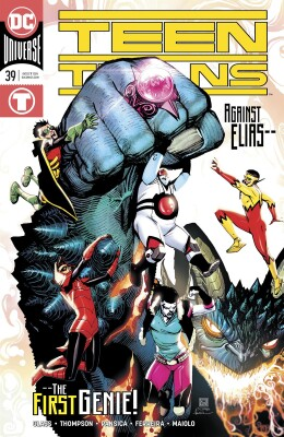 Teen Titans 39 (Vol. 6)