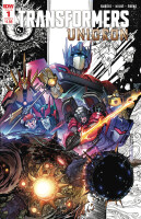 Transformers Unicron 1 (of 6) 2nd Printing