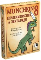 Munchkin 8 Echsenmenschen und Zentauren