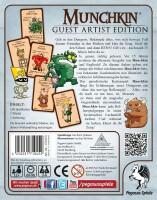 Munchkin: Guest Artist Edition  (deutsch)