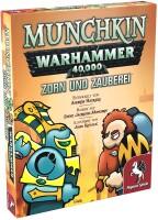 Munchkin Warhammer Erweiterung - Zorn und Zauberei