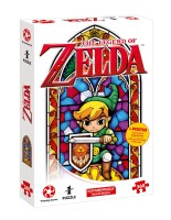 The Legend of Zelda Puzzle Link The Hero of Hyrule (360...