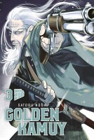 Golden Kamuy 3 (Noda, Satoru)