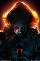 Stephen King Es Remake Poster: IT Chapter Two - Pennywise