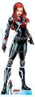 Avengers Pappaufsteller (Stand Up) - Black Widow Comic...