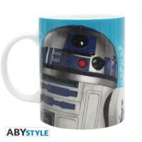 Star Wars Keramiktasse - R2-D2 (320 ml)
