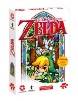The Legend of Zelda Puzzle Link Boomarang (360 Teile)
