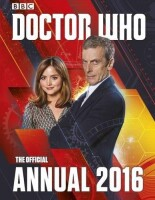 DOCTOR WHO OFFICIAL ANNUAL 2016 HC