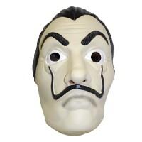 Salvador Dali Latex-Maske