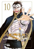 The Heroic Legend of Arslan 10 (Arakawa, Hiromu; Tanaka,...
