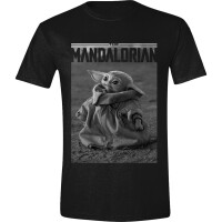 Star Wars T-Shirt - The Mandalorian the Child Baby Yoda...