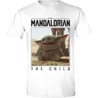 Star Wars T-Shirt - The Mandalorian the Child Baby Yoda...