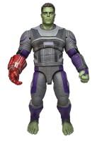 Marvel Select Actionfigur: Hulk Hero Suit (Avengers Endgame)