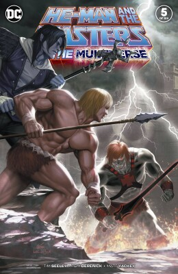 He Man And The Masters Of The Multiverse 5 (Of 6) (Vol. 2)