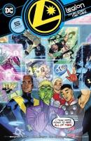 Legion Of Super Heroes 5 (Vol. 8)