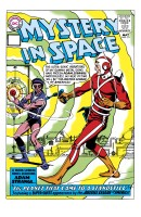 Mystery In Space 75  Facsimile Edition