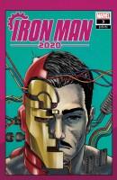 Iron Man 2020 3 (Of 6) (Vol. 2) Superlog Heads Variant