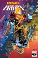 Revenge Of Cosmic Ghost Rider 4 (Of 5) Lubera Variant