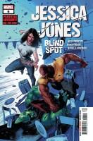 Jessica Jones Blind Spot 6 (Of 6) (Vol. 3)
