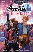Archie 712 (Archie & Katy Keene Pt 3) Cover A Braga