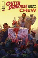 Outer Darkness Chew 1 (Of 3) Cover A Chan