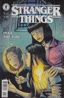 Stranger Things Into The Fire 3 (Of 4) Cover B Gorham