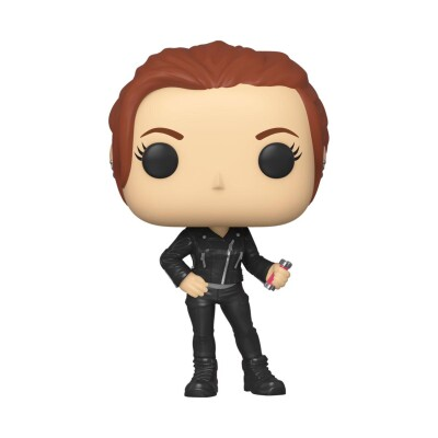 Black Widow POP! Movies PVC-Sammelfigur - Black Widow (Street) (603)