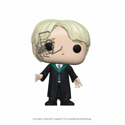 Harry Potter POP! Movies PVC-Sammelfigur - Draco Malfoy with Spider (117)