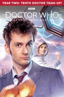 Doctor Who 13Th Season Two 2 Cover B Photo