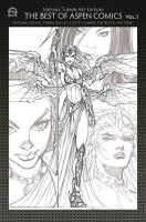 Turner Art Edition Best Of Aspen Comics 1 Cover A