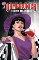 Vampironica New Blood 3 Cover C Smallwood