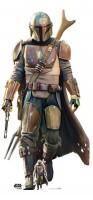 Star Wars Mandalorian Pappaufsteller (Stand Up) - Lone...