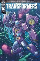Transformers - A bold new Era 12 Cover B