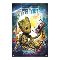Marvel Comics Poster: Guardians of the Galaxy Vol. 2 I am...