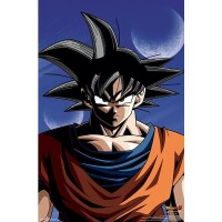Dragon Ball Z Poster: Hero Son Goku