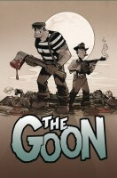 The Goon 8 Card Stock Variant (Rob Jones)