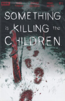 Something is killing children 1 6th Printing
