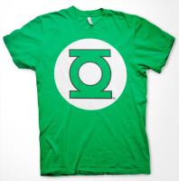 Green Lantern T-Shirt - Logo (grün)
