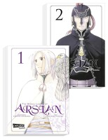The Heroic Legend of Arslan Doppelpack 1-2 (Tanaka,...