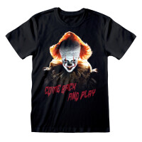 Stephen King ES Movie T-Shirt - Chapter 2 – Come...