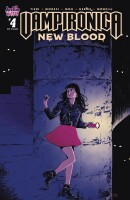 Vampironica New Blood 4 (Of 4) Cover A Mok