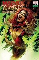 Marvel Zombies Resurrection 1 (Of 4) (Vol. 2) Land Variant