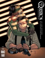 Question The Deaths Of Vic Sage 3 (Of 4) H Chaykin...