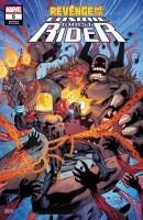 Revenge Of Cosmic Ghost Rider 5 (Of 5) Lubera Variant