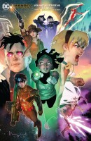Young Justice 15 (Vol. 3) Ben Caldwell Variant Edition