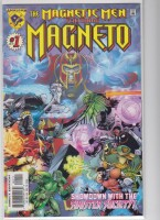 Amalgam Magnetic Men featuring Magneto 1