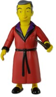 Simpsons 25th Anniversary Gast-Star-Serie 1 Actionfigur:...