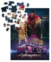 Cyberpunk 2077 Puzzle Neo-Kitsch (1000 Teile)