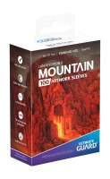 Printed Sleeves Standard Size Lands Edition II Mountain...
