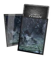 Printed Sleeves Standard Size Lands Edition II Swamp (100)